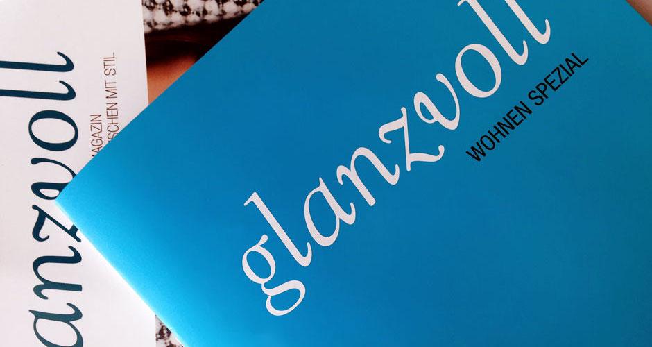 Magazin Glanzvoll - bulbaum - MontMedia AG