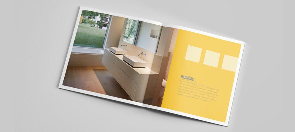 Print - Broschüre - Design und Druckabwicklung