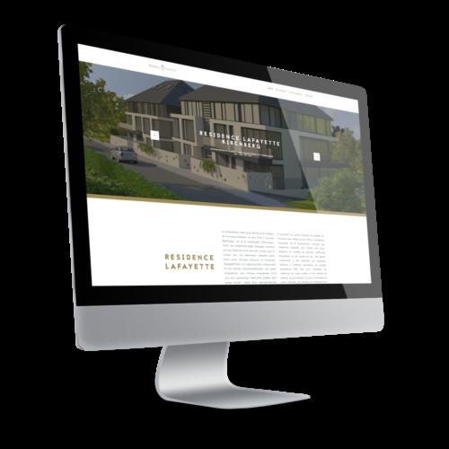 Webdesign für Bauunternehmer - MontMedia