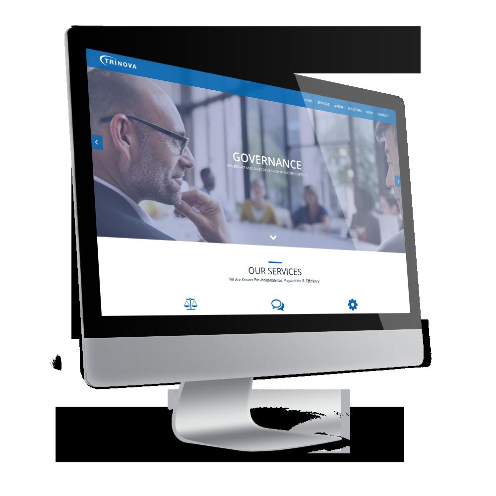 Webdesign - Finanzunternehmen - MontMedia