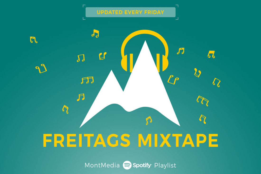 Spotify-Freitags-Mixtape - #MontMixtape - MontMedia - Spotify Playlist