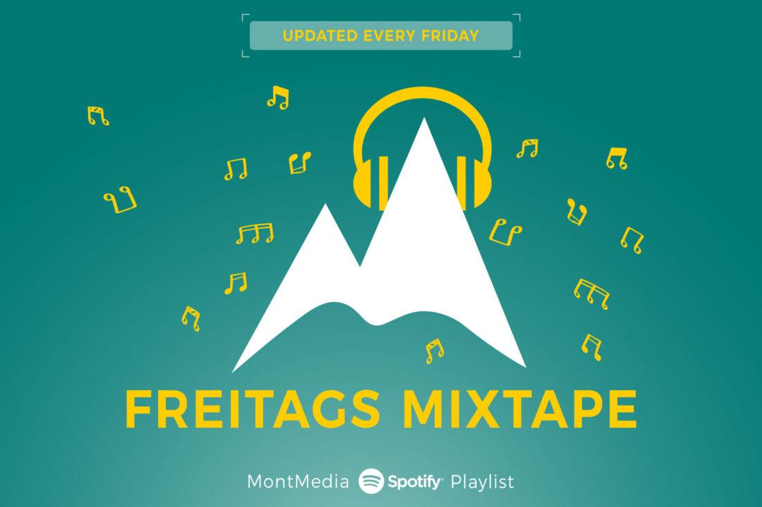 Spotify-Freitags-Mixtape - #MontMixtape - MontMedia - Spotify Playlist