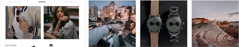 MVMT - Watches - Instagram-Feed