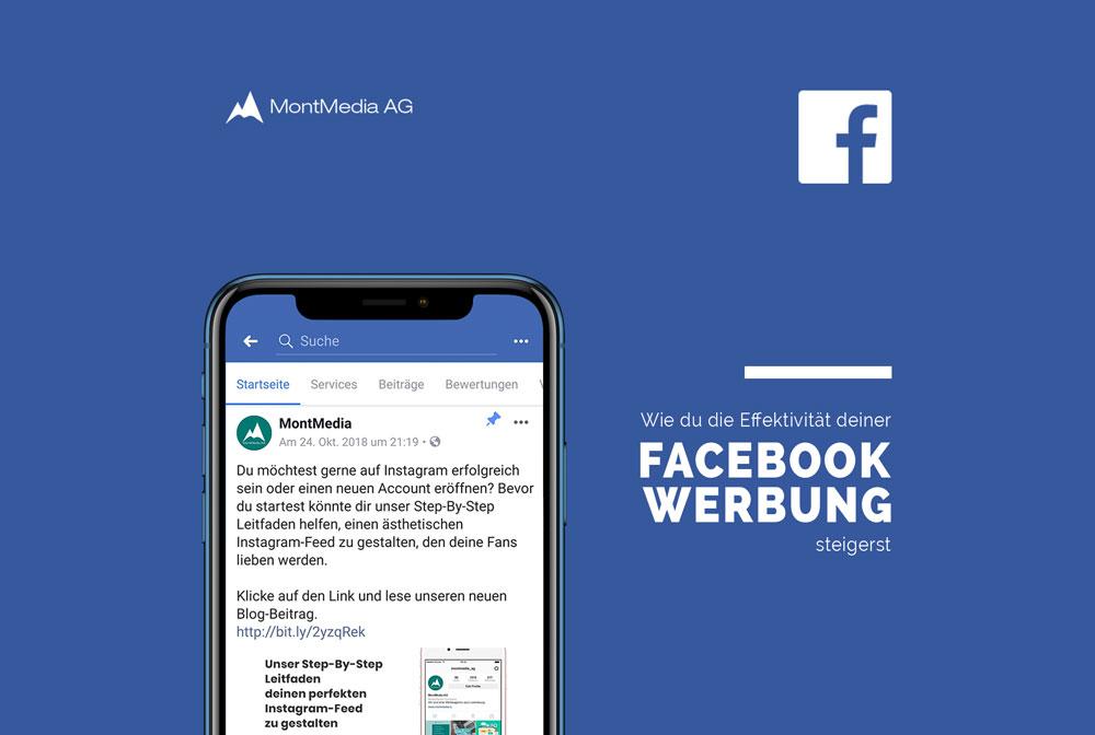 Facebook Werbung Marketing